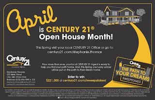 YOUR CHANCE TO WIN $221,000 FOR YOUR NEW HOME