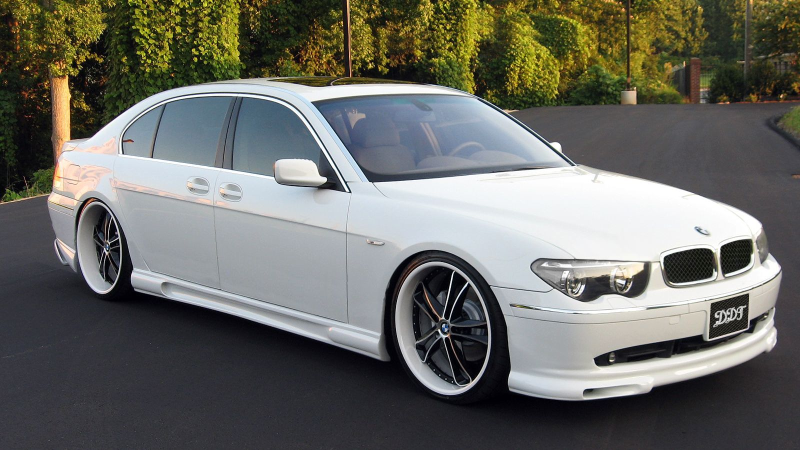 Dejo Design Amp Tuning Bmw 7 Serie By Ddtuning