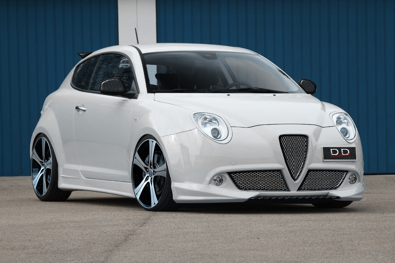 dejo design tuning alfa mito by ddtuning. Black Bedroom Furniture Sets. Home Design Ideas