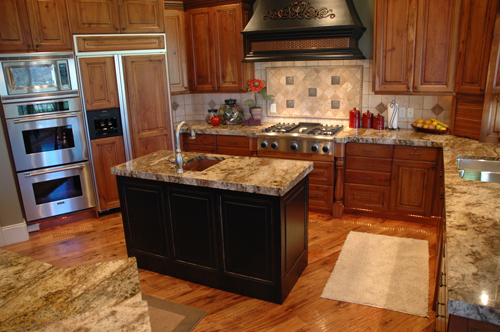 Kitchens With Lapidus Granite Countertops : The granite gurus kitchen with lapidus countertops