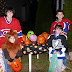 Halloween for hockey nuts, and their lion mascot
