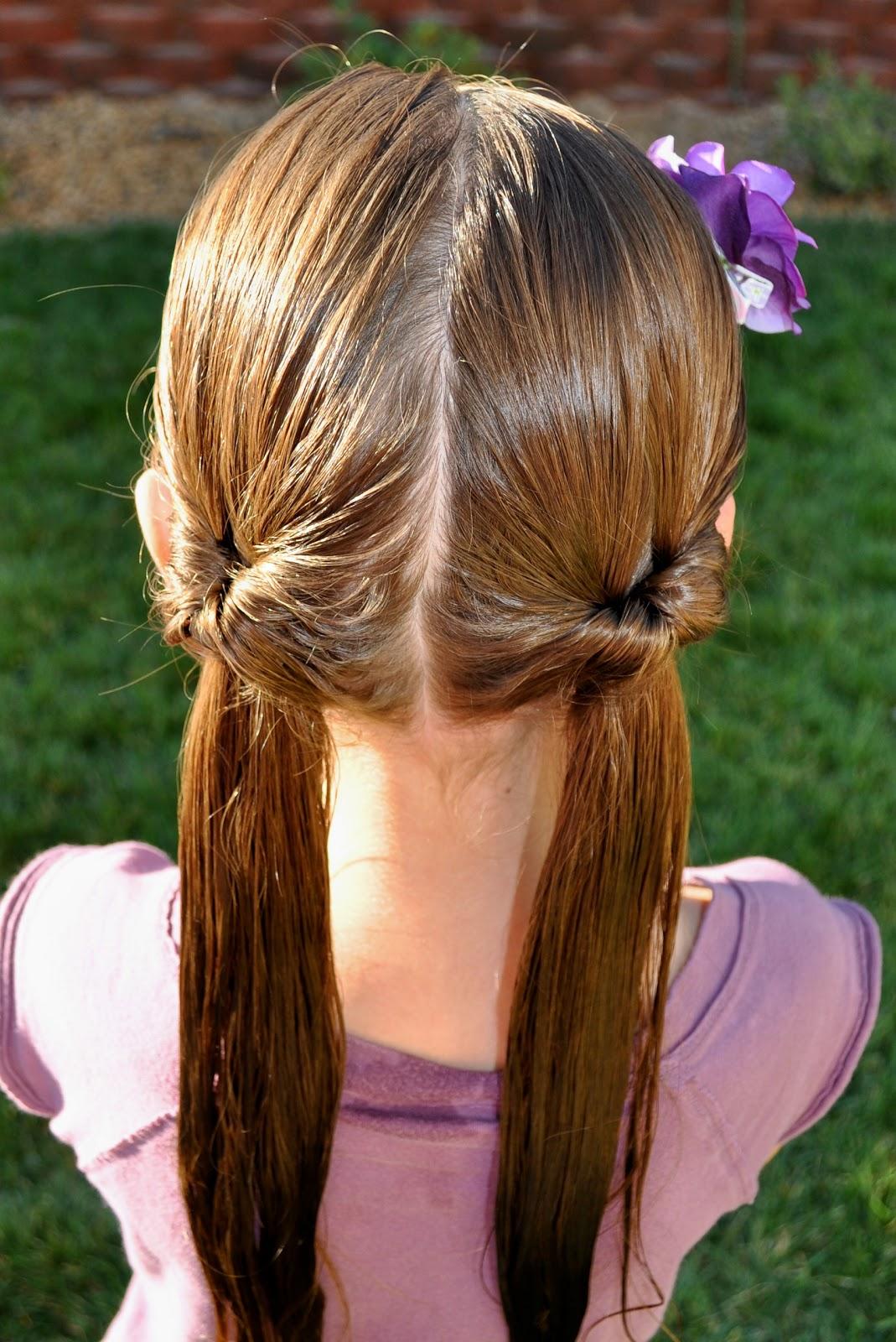 Princess piggies piggie pull throughs - Peinados de ninas ...