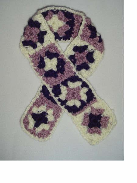 Border line tejidos linea para bebes y chicos - Cuadraditos de crochet ...