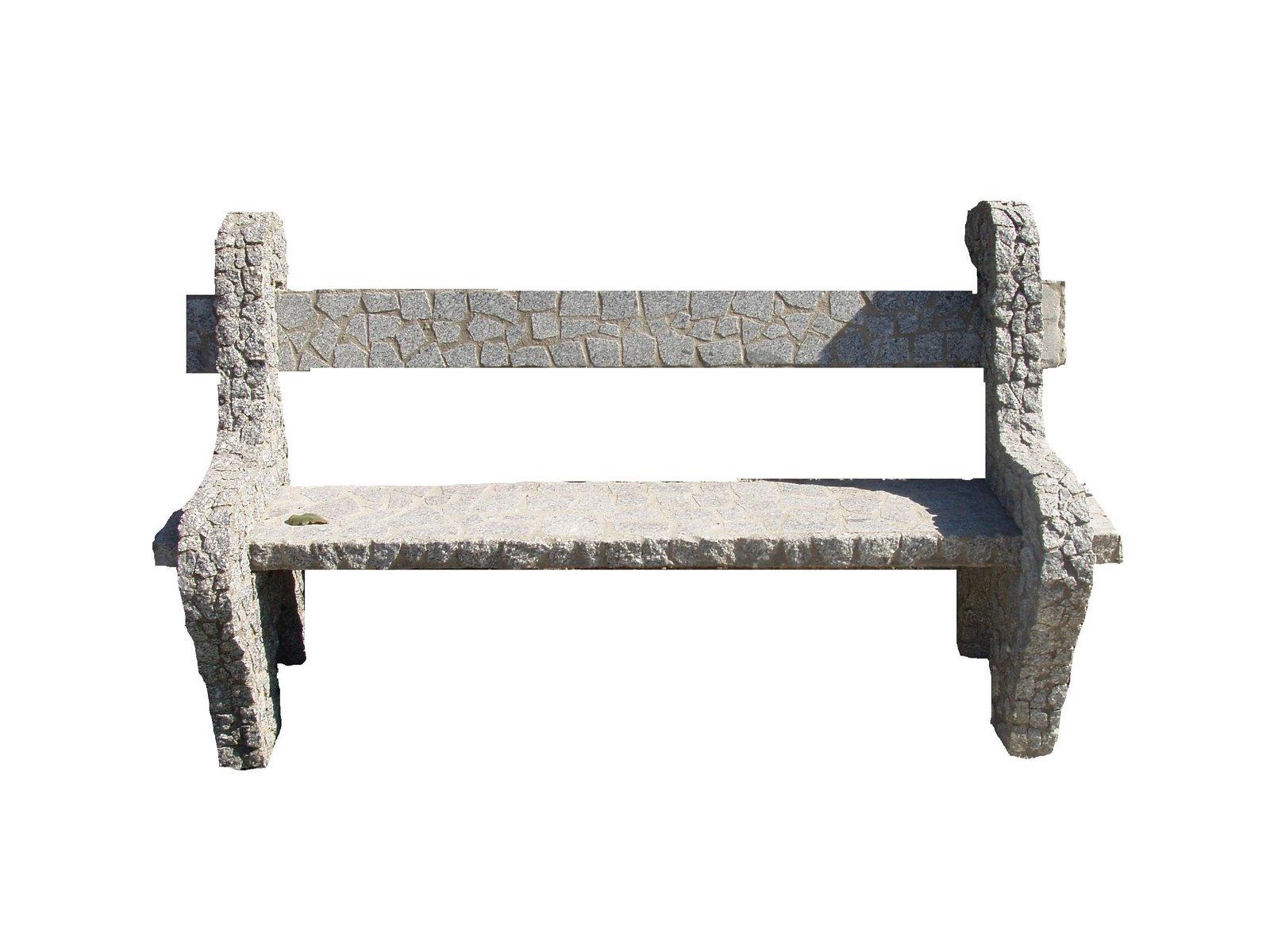 banco de jardim medidas : banco de jardim medidas:Casa das Fontes, artigos de pedra rustico