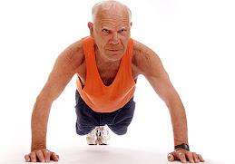 Treinamento de força para idosos