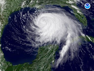 Satellite Imagery- Hurricane Ike-NOAA