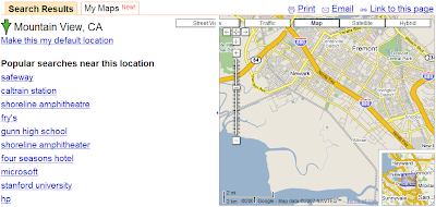 requetes les plus populaires dans Google Maps