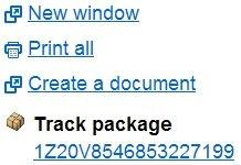 Suivi des colis dans Gmail