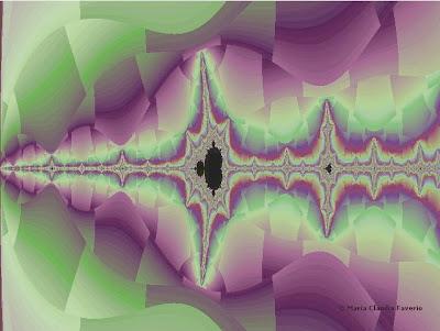 Brainwaves fractal