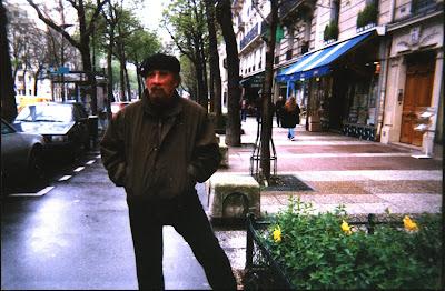 Edward Rehmus in Paris (1999)