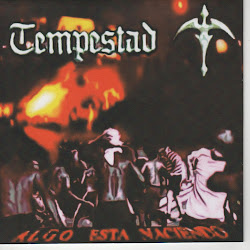 "DESCARGA: TEMPESTAD ""ALGO ESTA NACIENDO"" (BS. AS. ARGENTINA - 2009)"