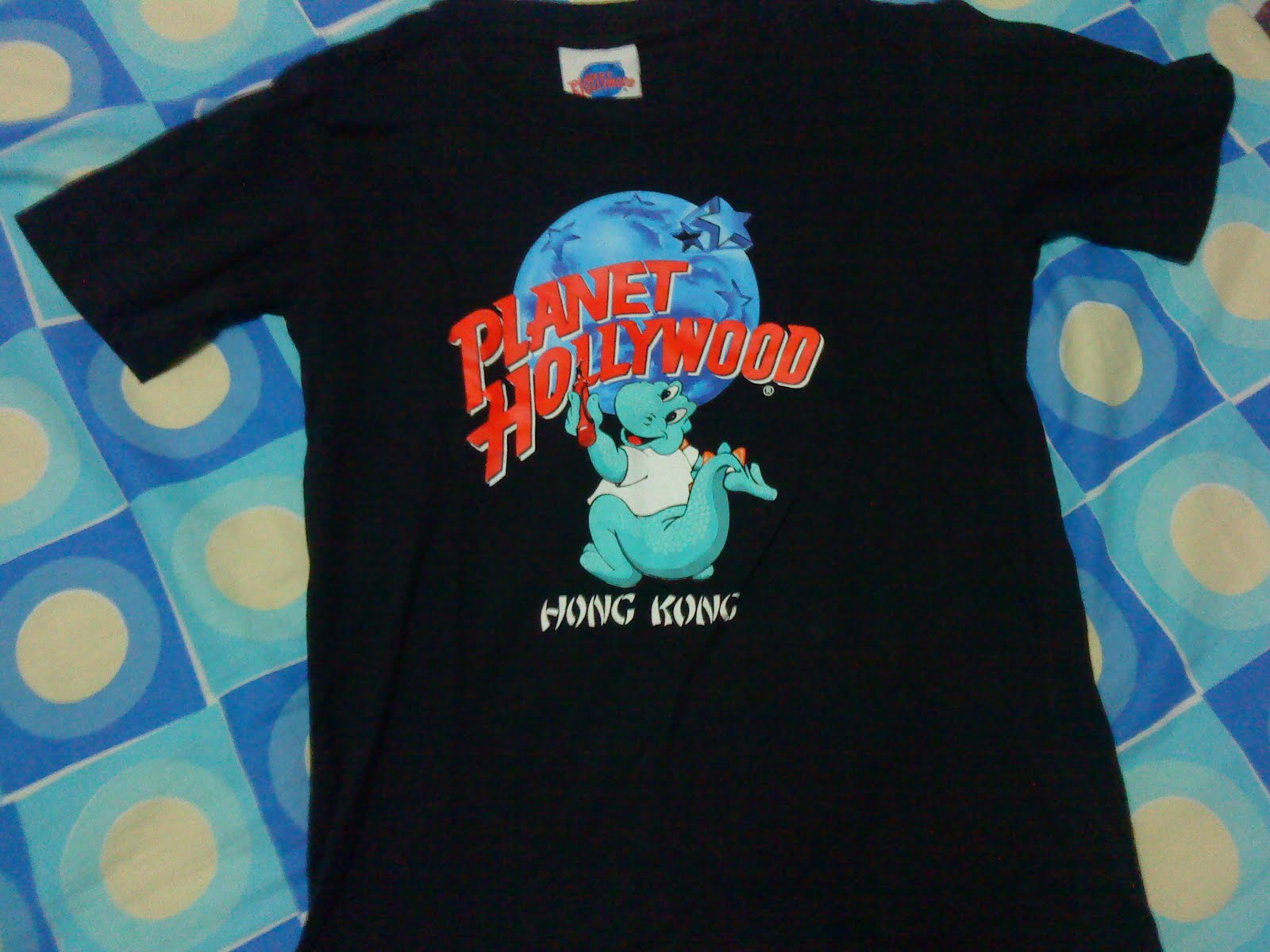 Love for Planet hollywood t shirt