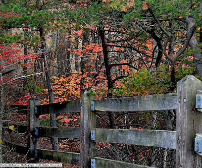 Colorful Breaks Interstate Park - October 25, 2009