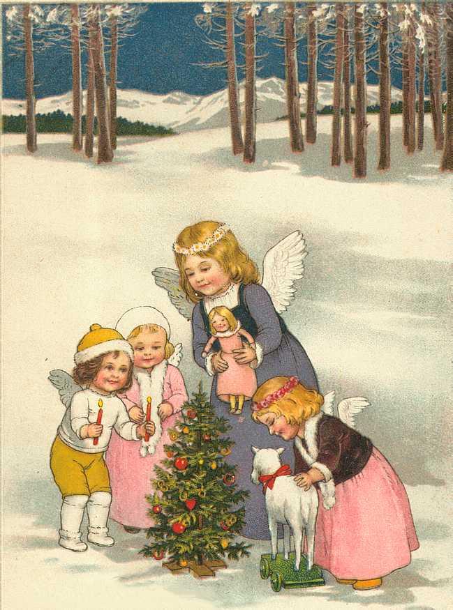 Elisabeths Idyll O Jul Med Din Glede O