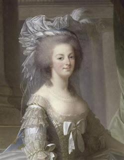 Виже-Лебрен. Портрет Марии Антуанетты