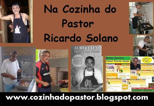 Na Cozinha com o Pastor Ricardo Solano