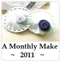 Felt Fairy&#39;s           Monthly Make
