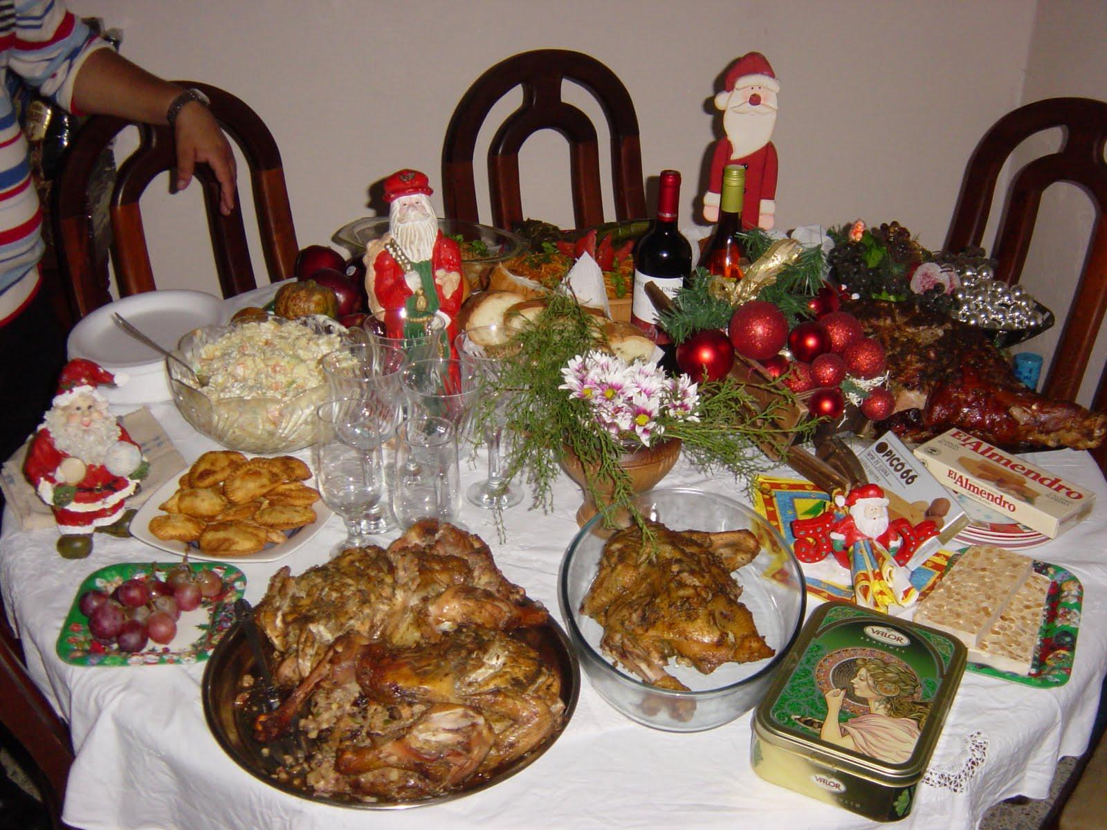 Dominicana click julio 2010 - Menu de cenas navidenas ...