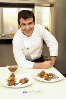Cocina Con Bruno | Nova Orxata Noviembre 2008