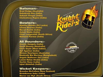 Watch Kolkata Knight Riders vs Mumbai Indians match live of IPL 2009