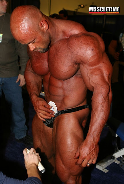 Branch Warren bodybuilder mister olympia 2010