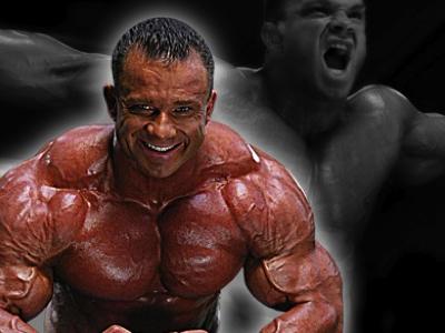 bodybuilder steroid bust