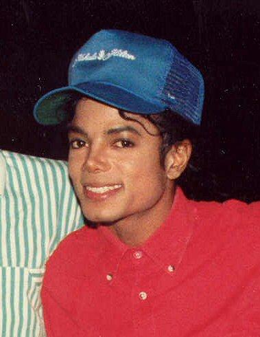 """O insubstituível """"Rei do pop"""" Michael Jackson."""