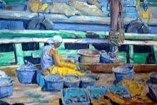 El pescador