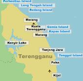 Peta Terengganu
