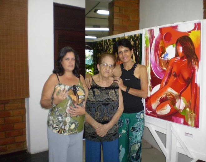 Exposição Marina Barra Clube