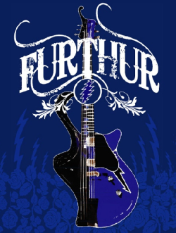 Furthur.  Conspicuously absent: Robert Hunter though some of his songs were played as well as some from John Barlow.  Also absent: Jerry Garcia, Keith Godchaux, Donna Godchaux, Ron Pigpen McKernan, Brent Mydland, Tom Constanten, Bruce Hornsby, Bill Kreutzmann, Mickey Hart, Vince Welnick.