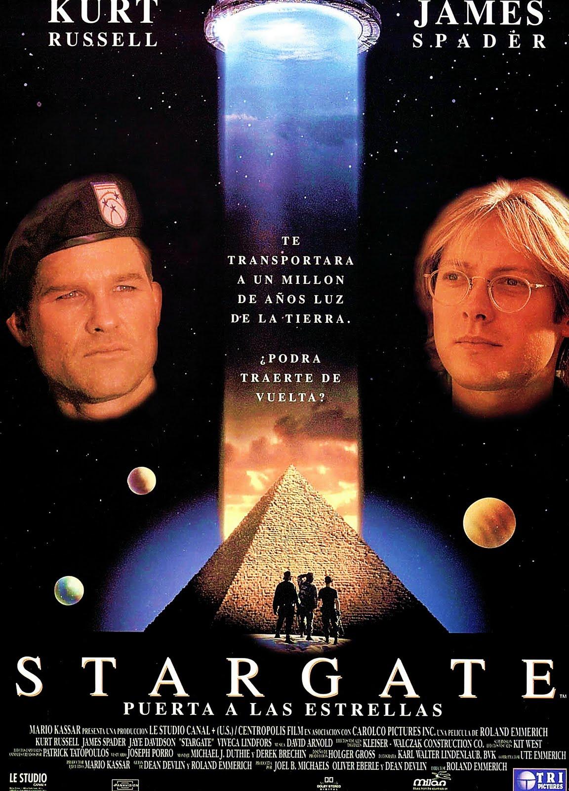 Stargate, puerta a las estrellas (1994)