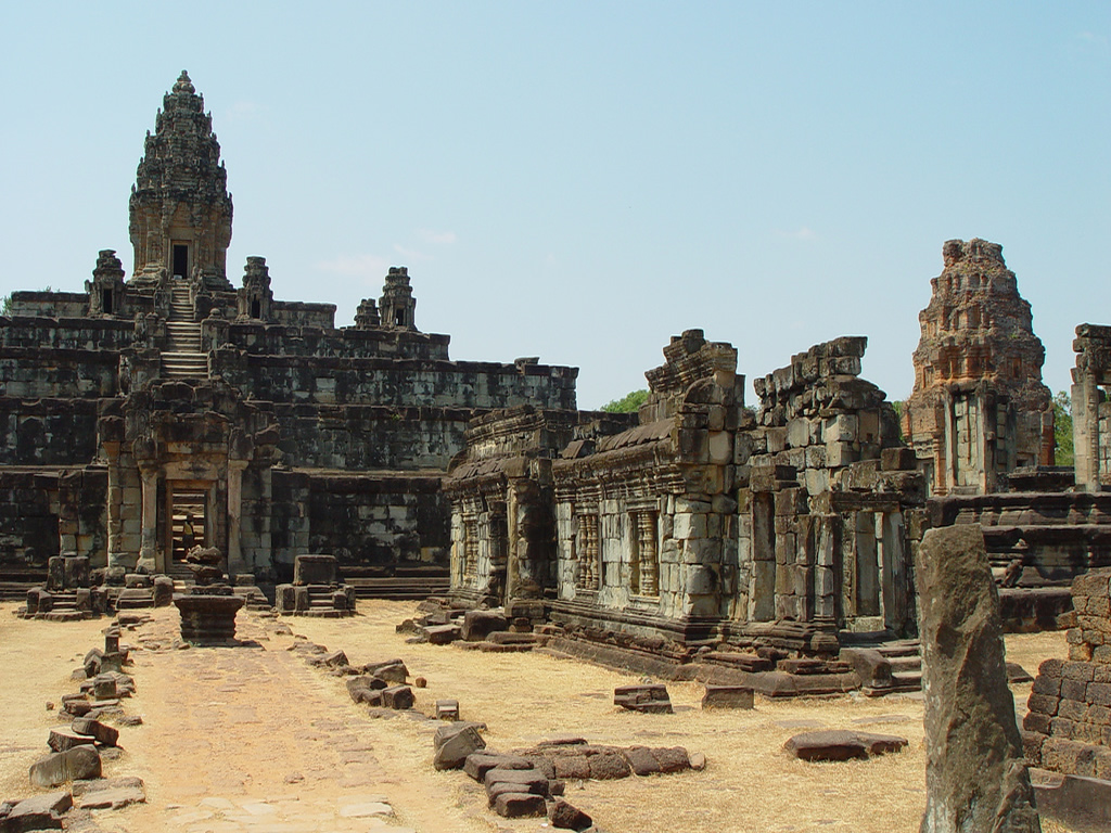Images Collection: Angkor Wat The Mysterious Temple