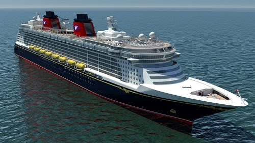 Disney Dream, due to launch