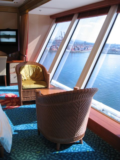 Focus On Norwegian Star Part I From The Deck Chair