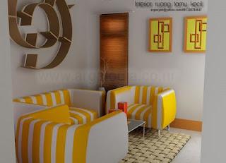 small guest room interior design minimalist desain