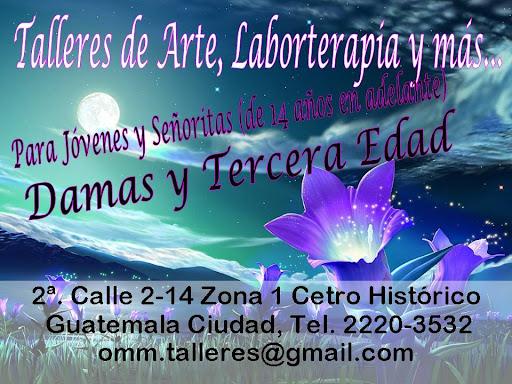 CURSOS EN GUATEMALA (Pintura Oleo y Tela, Bisutería, Sandalias en Crochet y más)