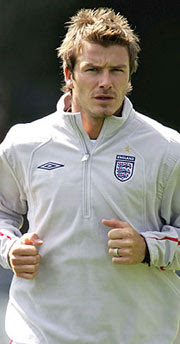 David Beckham malı