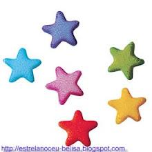 Trouxe Estrelas Coloridas da Avelaneira Florida! Ela é mesmo uma flor!