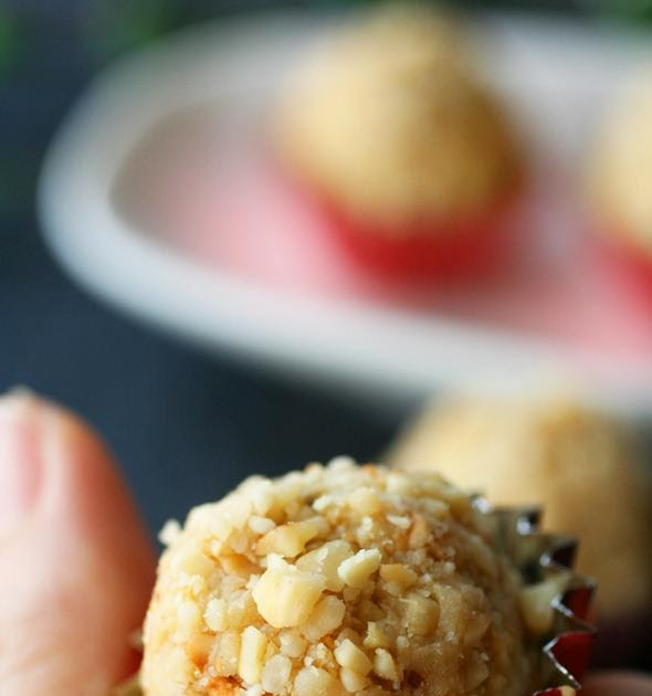 dailydelicious: Double delicious: Mocha Hazelnut Truffles: Little ...