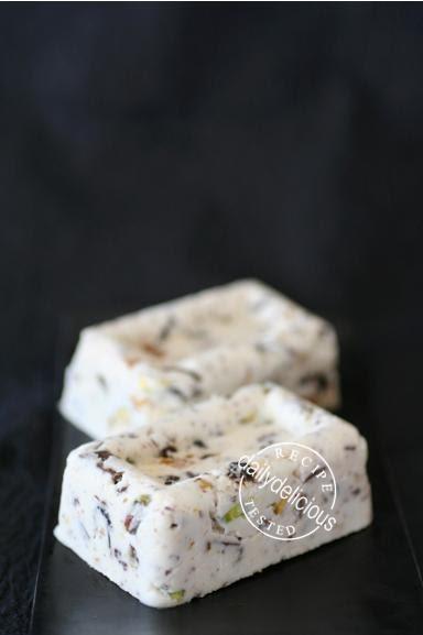 Roasted Pistachio Mascarpone Cake Recipe