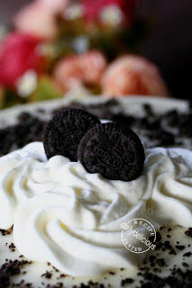 Oreo-Crusted White Chocolate Mousse Torte: Lovely to see and delicious ...