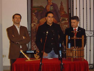 Raúl Fernández durante su intervención