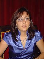 Mercedes Campos, delegada de Juventud del Ayuntamiento de Constantina