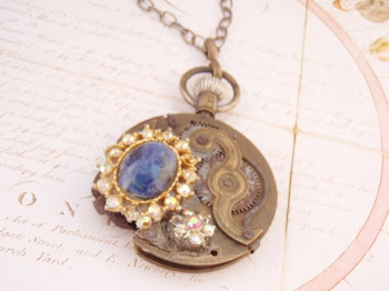 Steampunk Pocketwatch Pendant