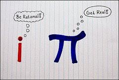 I'm a math geek.