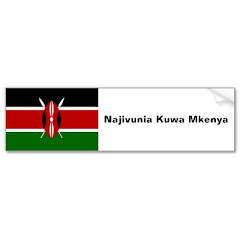 Proud to be a Kenyan