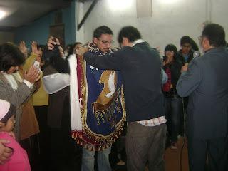 Ungimiento Pastor Israel Codocedo- CEIMChile.cl