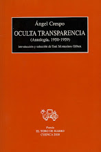 Edición y antología de un antiguo profesor mío