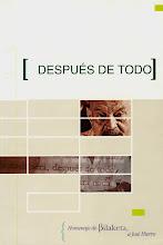 Volumen colectivo en homenaje a José Hierro